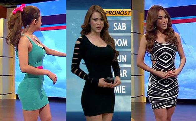 MC dự báo thời tiết Việt Nam và quốc tế khác nhau một trời một vực-5