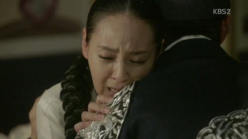 """""""may hoa anh trang"""" tap 3: kim yoo jung sung so khi biet minh dang """"choi voi ho"""" - 4"""