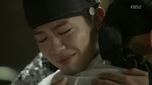 """""""may hoa anh trang"""" tap 3: kim yoo jung sung so khi biet minh dang """"choi voi ho"""" - 5"""
