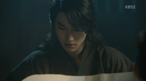 """""""may hoa anh trang"""" tap 3: kim yoo jung sung so khi biet minh dang """"choi voi ho"""" - 7"""