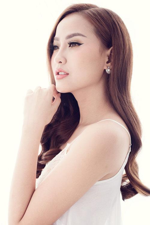 """nho """"hieu ung the face"""", khanh ngan bat ngo duoc moi di my - 2"""