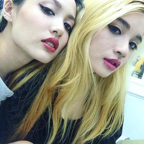 Cô gái Sài Gòn 19 tuổi gây chú ý vì đeo khuyên kín môi-5