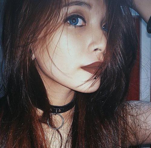 Cô gái Sài Gòn 19 tuổi gây chú ý vì đeo khuyên kín môi-6