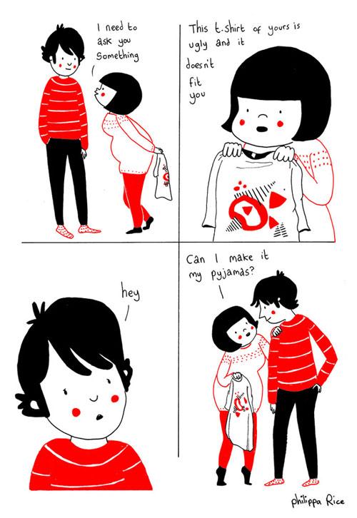 Có thể bạn không biết nhưng, tình yêu luôn có từ những điều nhỏ nhất-11