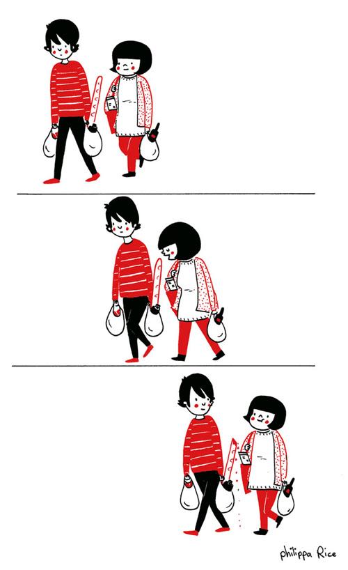 Có thể bạn không biết nhưng, tình yêu luôn có từ những điều nhỏ nhất-5