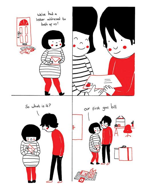 Có thể bạn không biết nhưng, tình yêu luôn có từ những điều nhỏ nhất-8