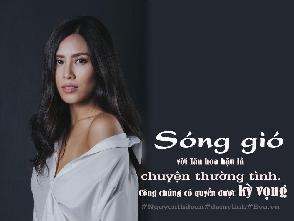 """nguyen thi loan: """"do my linh cham hoc qua nen khong co nguoi yeu"""" - 5"""