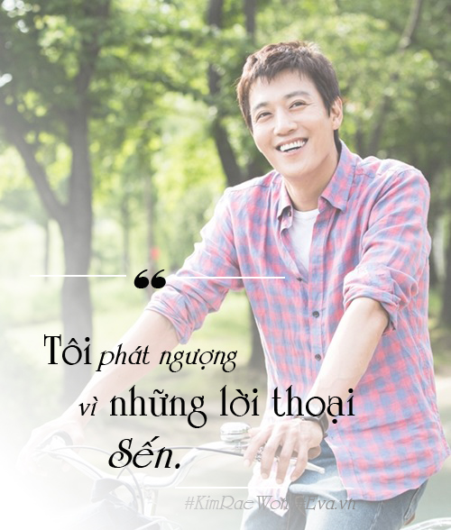 "kim rae won: ""toi khong quan tam khoang cach tuoi tac giua minh va shin hye"" - 1"