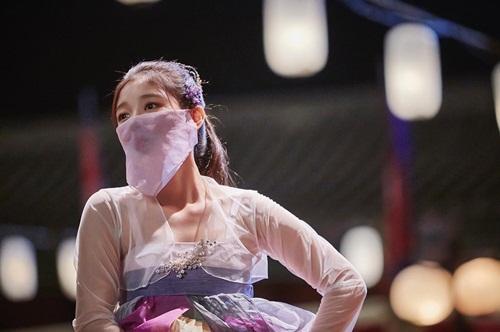 """""""may hoa anh trang"""" tap 4: kim yoo jung dep tua nu than voi dieu mua me hon - 2"""