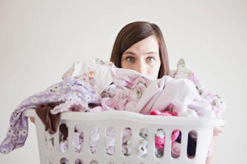 8 thảm họa giặt giũ đối với các bà mẹ-1