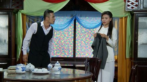 """ai my nhan"": thuy diem doi lot ao, cao mat bo nhi luong the thanh - 2"