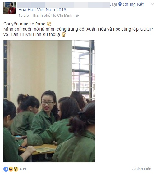 Hoa hậu Mỹ Linh qua lời kể của bạn bè người thân-2