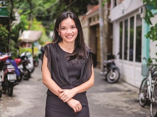 Cô gái Việt được tạp chí Forbes khen ngợi hết lời vì ứng dụng học Tiếng Anh-1