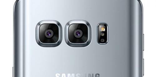 Galaxy S8 lộ diện camera kép phía sau, cảm biến mống mắt-1