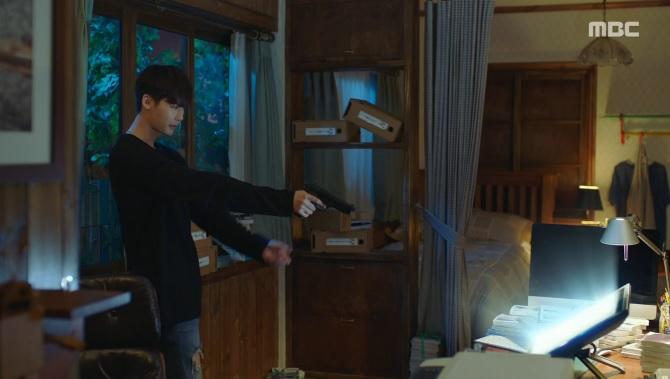 """Hai thế giới tập 12: Suýt nữa, Lee Jong Suk biến thành nam phụ """"số nhọ""""-6"""