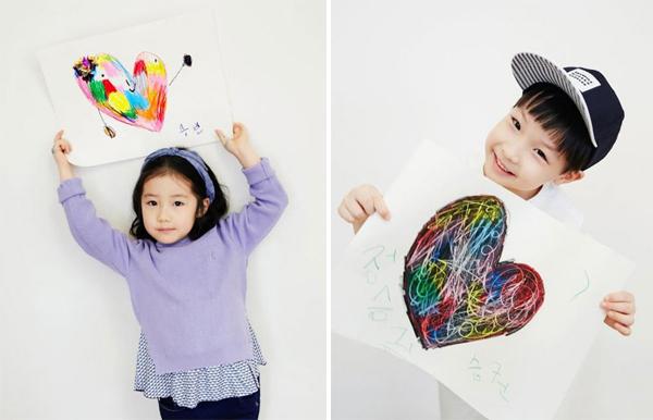 Lộ ảnh hiếm hoi vợ chồng Lee Young Ae đưa các con đi chơi-4