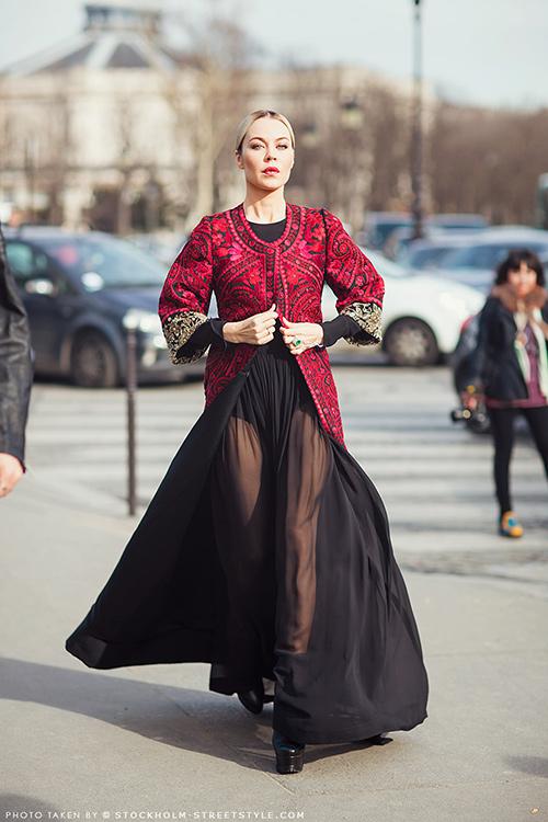 Phát ghen với thời trang cổ tích của vợ tỷ phú Nga-12