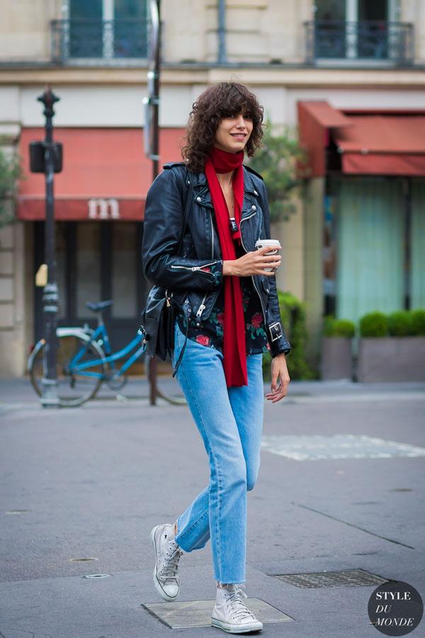 Mặc quần jeans như thế nào để đồ cũ vẫn đẹp, vẫn tôn dáng?-9