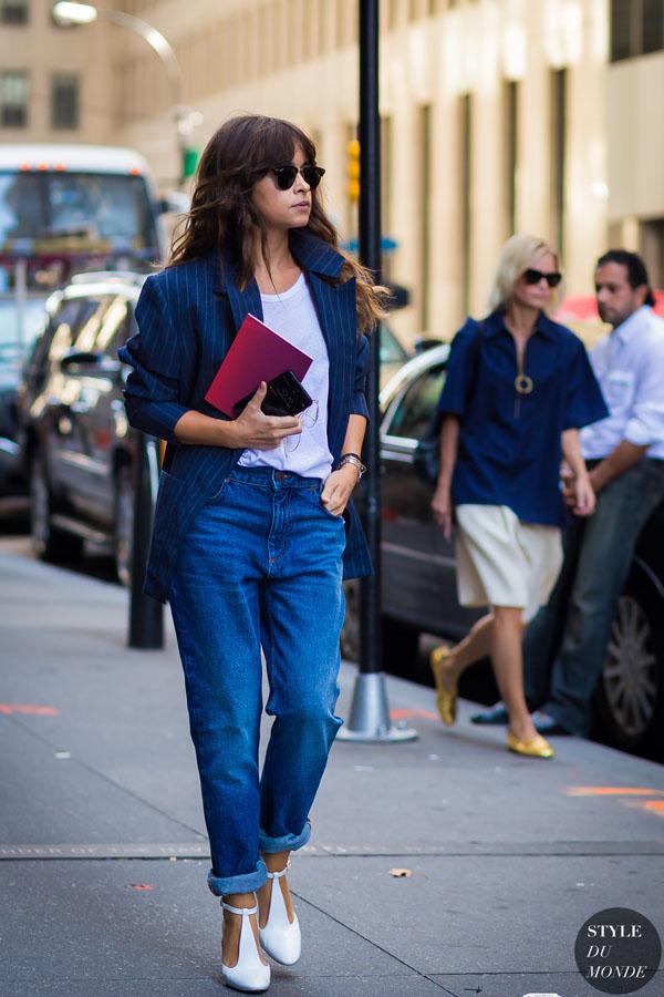 Mặc quần jeans như thế nào để đồ cũ vẫn đẹp, vẫn tôn dáng?-4