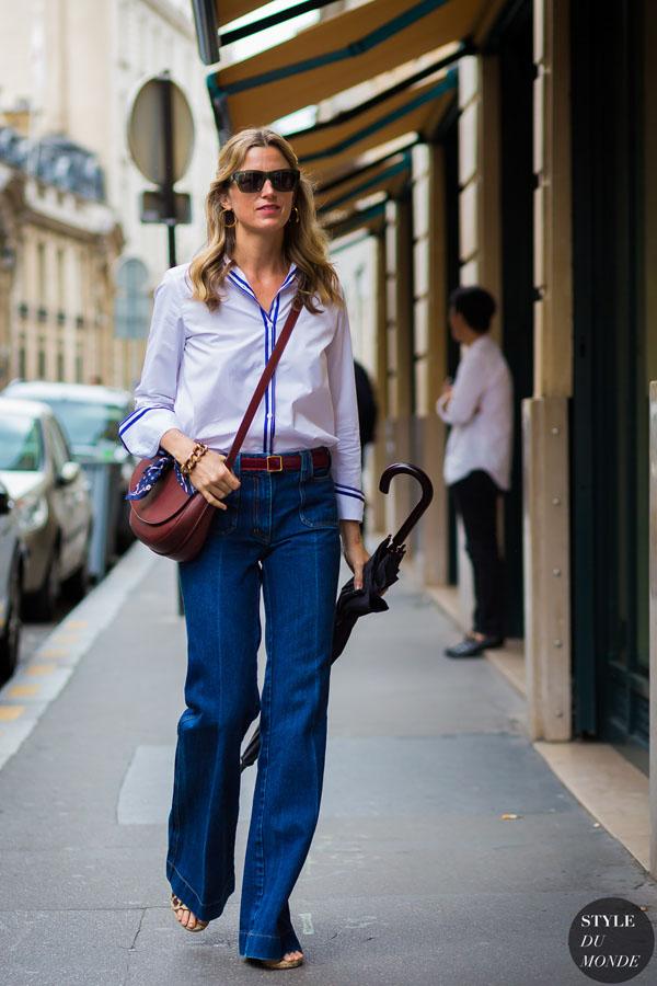 Mặc quần jeans như thế nào để đồ cũ vẫn đẹp, vẫn tôn dáng?-2