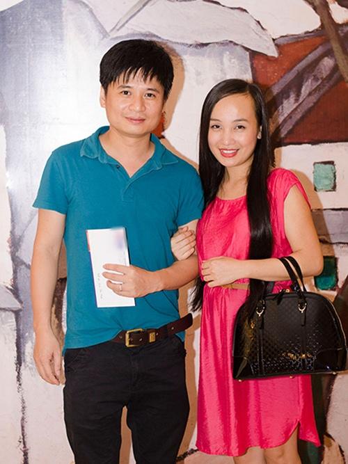 Vợ ca sĩ Tấn Minh bối rối khi con trai đầu lòng ở tuổi dậy thì-1