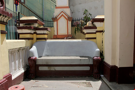 Choáng ngợp khu mộ cổ của bá hộ giàu nhất Sài Gòn xưa-14