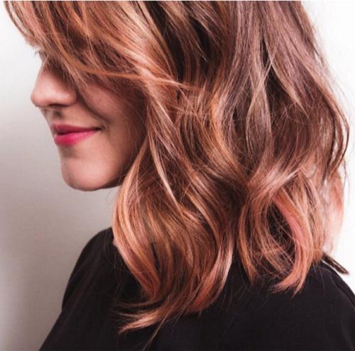 5 màu tóc siêu hot bạn tuyệt đối không thể bỏ qua trong mùa thu này-14