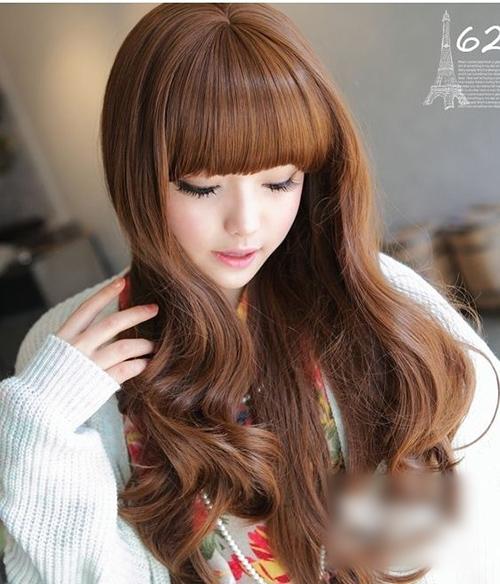 5 màu tóc siêu hot bạn tuyệt đối không thể bỏ qua trong mùa thu này-5