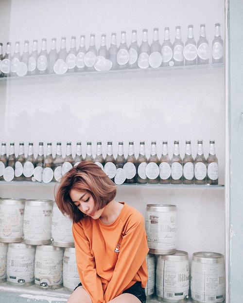 5 màu tóc siêu hot bạn tuyệt đối không thể bỏ qua trong mùa thu này-7