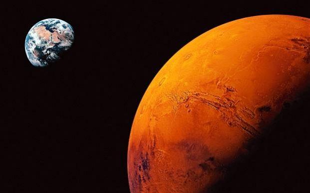 Hóa thạch 3,7 tỉ năm tuổi báo hiệu sự sống trên sao Hỏa-5