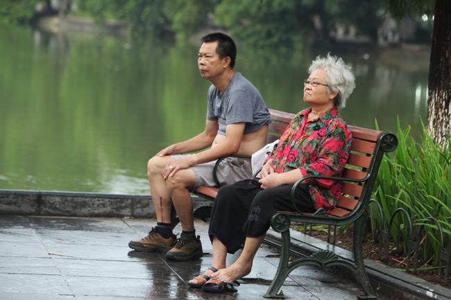 Một Hà Nội vắng vẻ, yên bình trong ngày Quốc Khánh-7