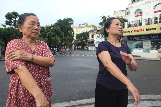 Một Hà Nội vắng vẻ, yên bình trong ngày Quốc Khánh-9