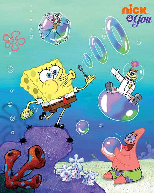 spongebob va patrick- 2 ngoi sao hoat hinh huyen thoai the gioi lan dau den viet nam - 4