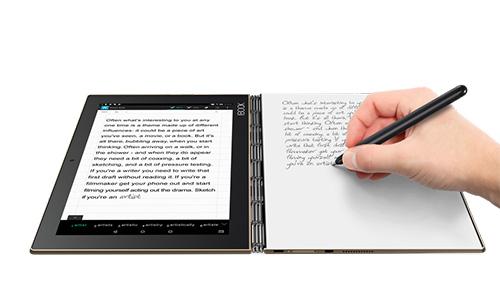 lenovo yoga book, tablet 2 trong 1 bo tui doc nhat vo nhi - 7