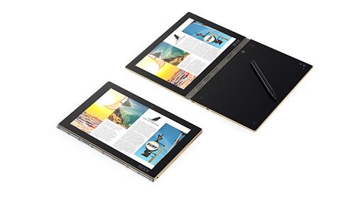 lenovo yoga book, tablet 2 trong 1 bo tui doc nhat vo nhi - 1