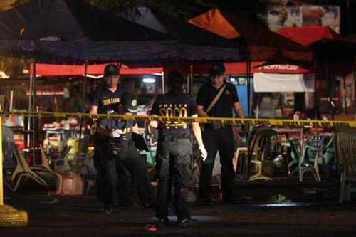 Nổ chợ đêm kinh hoàng tại Philippines, 12 người thiệt mạng-1