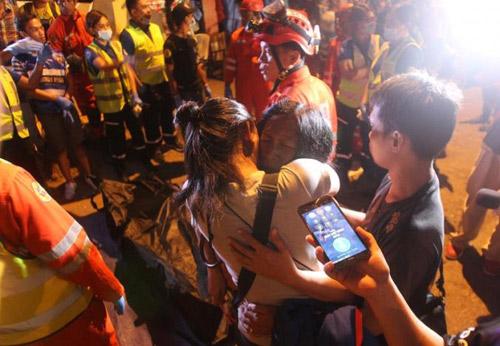 Nổ chợ đêm kinh hoàng tại Philippines, 12 người thiệt mạng-2