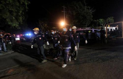 Nổ chợ đêm kinh hoàng tại Philippines, 12 người thiệt mạng-3