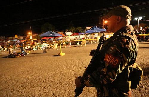 Nổ chợ đêm kinh hoàng tại Philippines, 12 người thiệt mạng-5