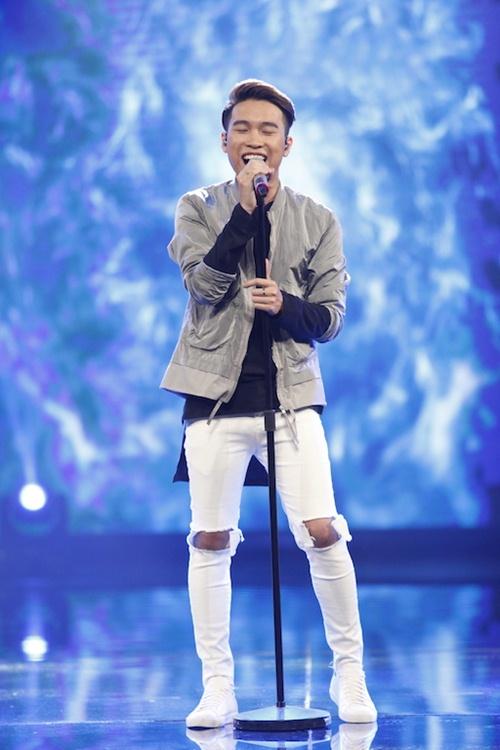 Vietnam Idol: Thu Minh diện váy lộng lẫy, bất ngờ hát tặng khán giả-14
