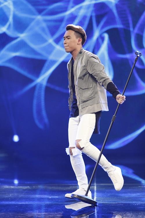 Vietnam Idol: Thu Minh diện váy lộng lẫy, bất ngờ hát tặng khán giả-15