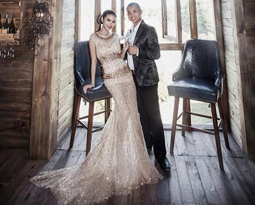 Vợ sắp cưới của Chí Anh xinh đẹp rạng rỡ trong ngày ăn hỏi-2