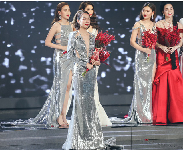 Chung kết The Face Việt Nam: Khán giả ê răng vì sạn lổn nhổn-10