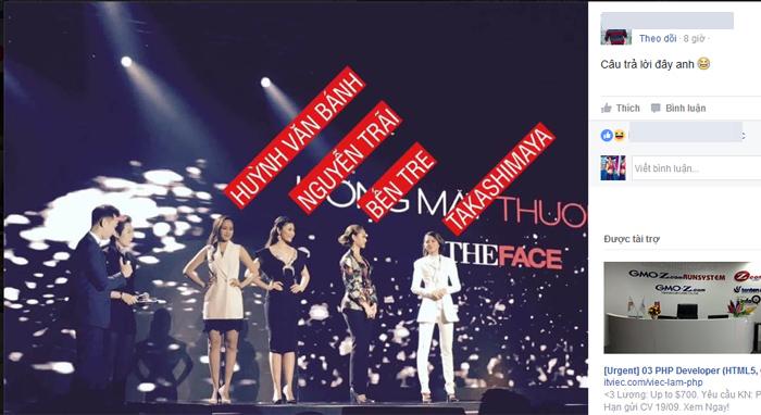 Chung kết The Face Việt Nam: Khán giả ê răng vì sạn lổn nhổn-9