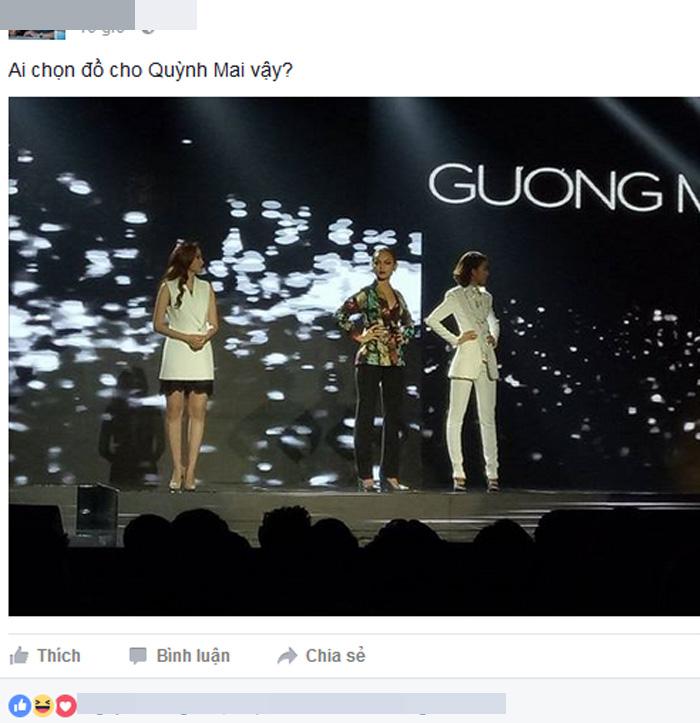 Chung kết The Face Việt Nam: Khán giả ê răng vì sạn lổn nhổn-7