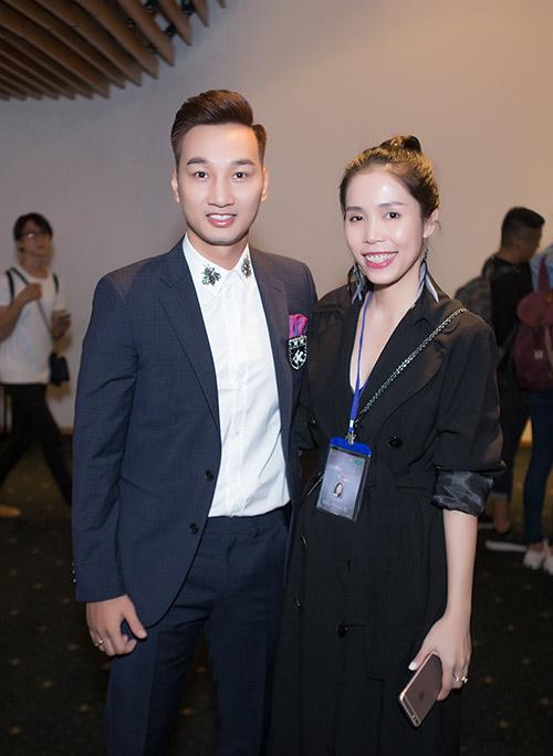 MC Thành Trung lần đầu dẫn bạn gái đi sự kiện-7