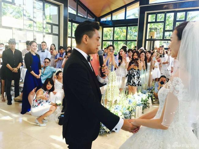 Ngôn Thừa Húc, Ngô Kiến Hào hội ngộ trong đám cưới Chu Hiếu Thiên-8