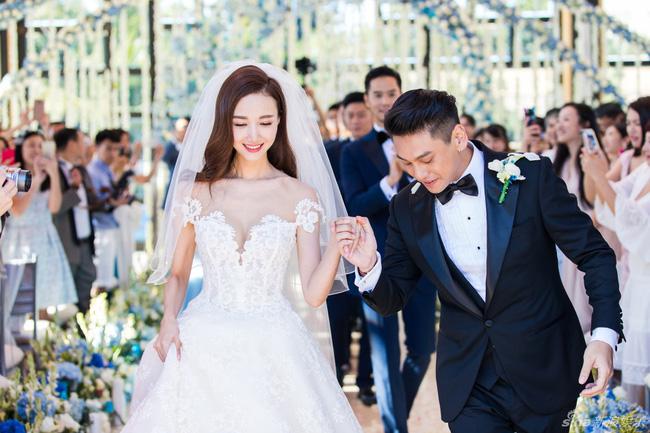Ngôn Thừa Húc, Ngô Kiến Hào hội ngộ trong đám cưới Chu Hiếu Thiên-12