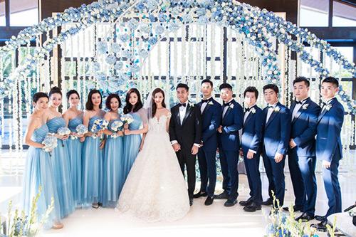 Ngôn Thừa Húc, Ngô Kiến Hào hội ngộ trong đám cưới Chu Hiếu Thiên-14