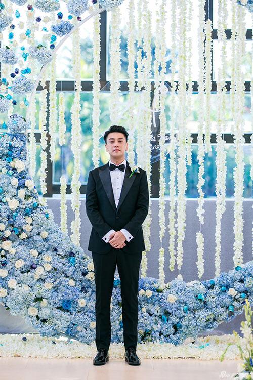 Ngôn Thừa Húc, Ngô Kiến Hào hội ngộ trong đám cưới Chu Hiếu Thiên-6